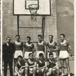 1957-58 PATRO 2ª reg. SUBCAMPEÓN