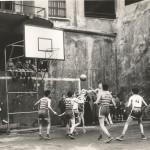 1957-58 PATRO inf. Inaguración canastas (4)