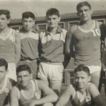 1959-60 PATRO infantil Campeón liga Subcampeón copa