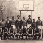 1961-62 PATRO Jv. & INDAUTXU juveniles