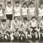 1966-67. Maristas alevín