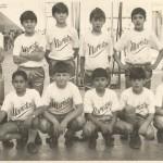 1966-67. Maristas infantil