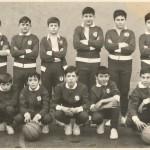 1967-68. Maristas alevín