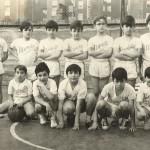 1970-71. Maristas alevin