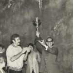1970 -oct. I Torneo PATRO Aguilas campeón ANTON LARRAURI