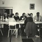 1971-72 Tonneins Cena ofrecida por el ALUS de Tonneins Francia