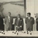 1971-72 Tonneins Francia  Ayto. recepción