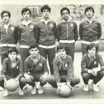 1971-72. Maristas alevin