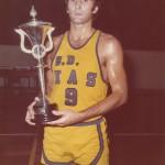1971 - sept. II torneo PATRO. 1º KAS Capetillo capìtán