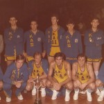 1971 -sept. II torneo PATRO. 1º S.D. KAS