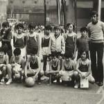 1972-73 PATRO Benjamín Campeón Trofeo Hierro (a)