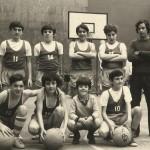 1973-74 PATRO infantil a