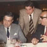 1973-74 Presentación PATRO (Iturriagaetxebarria, Beaskoetxea y Libarona)