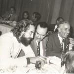 1973-74 Presentación Patronato (Ortiz de Zarate y Fernando Angulo)