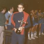 1973 -oct. III TORNEO PATRONATO Celes Serrano capitán del Patro