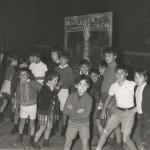1973 -oct. III TORNEO PATRONATO, Marcador del frontón de Munguia