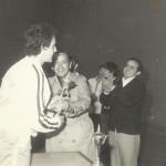 1974-75 IV torneo Patronato en Mungia JAIME ORAA