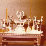 1974-75 IV torneo Patronato en Mungia trofeos