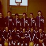 1974-75 IV torneo Patronato en  Mungia. TABIRAKO