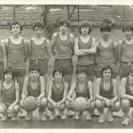 1974-75. Maristas alevín