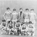 1974-75. Maristas infantil.