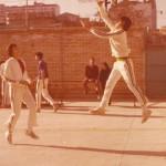 1975-76 PATRO F.M. 3ª div. Arenas Sanyo 71 Patro 80  JE Laiseca