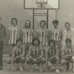 1975-76 PATRO F.M. senior 1ª regional 75-76