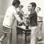 1975-76 V Torneo Patronato, Angel Gil a Javi Sinde