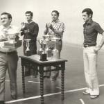 1975-76 V Torneo Patronato, trofeos