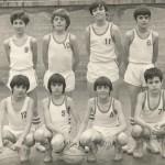 1975-76. Maristas alevín (a)
