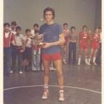 1976-77 VI Torneo Patronato en Munguia Miguel Sese