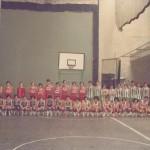 1976-77 VI Torneo Patronato en Munguia. participantes