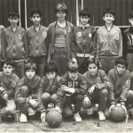 1976-77. Maristas Benjamín