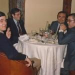 1977 09 27 presentación equipo rest. Guria Prensa