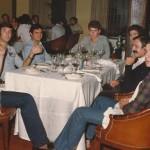 1977 09 27  presentación equipo rest. Guriajugadores2 29-9-1977 Laría, Campino, Ramos, Urgoiti, Beitia, Pablo j.Otxoa, Ortiz