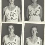 1977-78 PATRO FM 3ªdiv.-Josu Laria, Luja, Quintana y sanchez