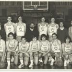 1977-78 PATRO FM Junior 5º de España