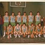 1977-78 Patro FM 3ªdiv. VII Torneo Patronato en Mungia