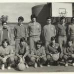 1977-78 Patro Maristas jv Campeón liga-Sector y 4º de España a