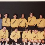 1977-78 VII Torneo Patronato en Mungia. AGUILAS