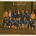 1977-78 VII Torneo Patronato en Mungia.Tabirako