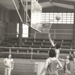 1978-79 PATRO FM 2ª div.Torneo en Indautxu Txema Arbe