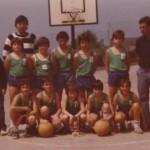 1978-79. Maristas Alevin