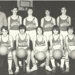 1978-79. Maristas alevín. subcampeón liga, campeón copa a