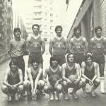 1978-79. PATRO Maristas juvenil Campén liga, Sector 3º de España.
