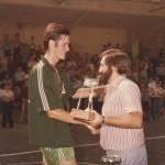1978 VIII Torneo Patronato  Alex Aurre máximo anotador.