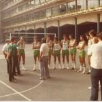 1979-80 1º entrenamiento en Jesuitas