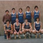 1979-80 PATRO Maristas juvenil Subcampeón liga, campeón copa