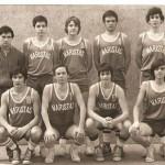 1979-80 PATRO Maristas jv. Subcampeón liga, campeón copa