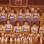 1979-80 Patro maristas jv. Torneo Hospitalet